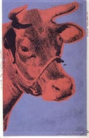 cow [ii.11a] by andy warhol